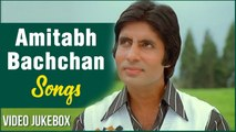 Amitabh Bachchan Songs | अमिताभ बच्चन के गाने | Happy Birthday Amitabh Bachchan | Old Hindi Songs