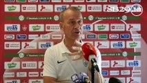 Brest - Lorient : Conférence de presse d'avant-match