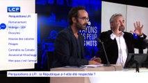 """""""Je pense que Jean-Luc Mélenchon fait une erreur de communication quand il dit 'je suis sacré'"""", affirme Alexis Corbière"""