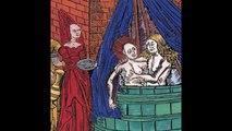 ¿Los medievales se bañaban?