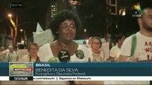 teleSUR Noticias: Denuncian agresiones de seguidores de Bolsonaro