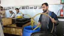 Huge Soviet olive factory smoothly resumes operations after years of closure