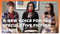 A New Voice For The Speculative Fiction