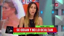 Soledad Fandiño y Laurita Fernández, cada vez más picantes