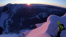 Low Pressure: A film about snowboarding Oregon's backcountry
