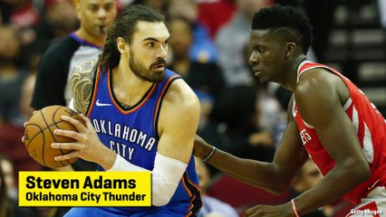Men's Journal's Top 10 Most Jacked NBA Stars