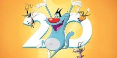 """Le dessin animé """"Oggy & Les Cafards"""" fête ses 20 ans."""