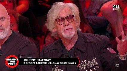 Album posthume de Johnny : Pierre Billon donne son avis