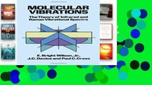 Review  Molecular Vibrations: The Theory of Infrared and Raman Vibrational Spectra (Dover Books on