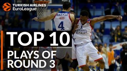Regular Season, Round 3: Top 10 plays