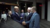Dışişleri Bakanı Çavuşoğlu, Kosova İslam Birliği Başkanı ve Başmüftü Naim Ternava ile Görüştü