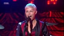 Soraya Arnelas es Annie Lennox en Tu Cara Me Suena Antena3