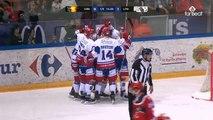 Brûleurs de Loups Grenoble - Lions de Lyon (9-2) : les buts en vidéo