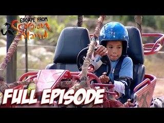 Reckless Rally | Escape From Scorpion Island - Episode 17 | ZeeKay