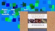 Popular National Audubon Society Field Guide to Fossils (National Audubon Society Field Guides)