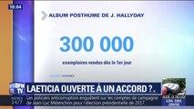 300.000 exemplaires vendus en une journée: l'impressionnant record de ventes pour l'album posthume de Johnny