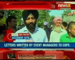Amritsar train accident: Explosive letters written by event managers to cops accessed by NewsX