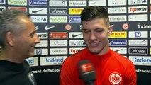 Soccer Jovic Reaction