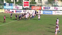 REPLAY CROATIA / CYPRUS - RUGBY EUROPE CONFERENCE 1 SOUTH 2018 / 2019