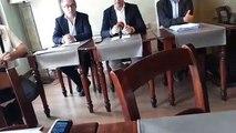 Ath: signature de l'accord électoral