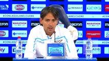 Parma-Lazio: la conferenza di Simone Inzaghi alla vigilia del match