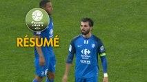 AS Nancy Lorraine - Grenoble Foot 38 (1-2)  - Résumé - (ASNL-GF38) / 2018-19