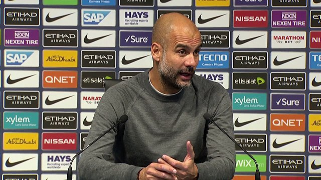 Ambient: Soccer Manchester City Reaction Update