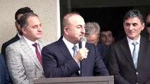 """- Bakan Çavuşoğlu, Kosova'da Mamuşa Belediyesini ziyaret etti- Dışişleri Bakanı Mevlüt Çavuşoğlu:- """"Türk toplumunun ne ihtiyacı varsa karşılamak için daha çok çalışacağız"""""""