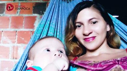 Mãe e filho bebê morrem em acidente de trânsito na localidade de Guarani, em Itapipoca