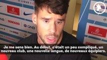 Juan Bernat juge ses débuts au PSG et répond à Hoeness