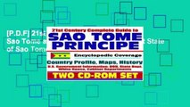 [P.D.F] 21st Century Complete Guide to Sao Tome and Principe (the Independent State of Sao Tome
