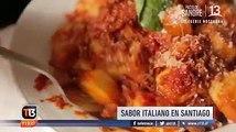 #ComerConGana   | El verdadero sabor italiano está en Chile y acá te decimos dónde encontrarlo.