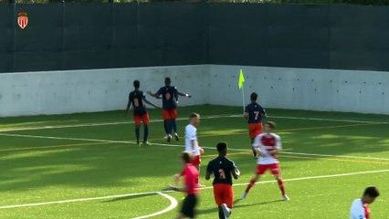 U17 : AS Monaco 1-2 Montpellier HSC