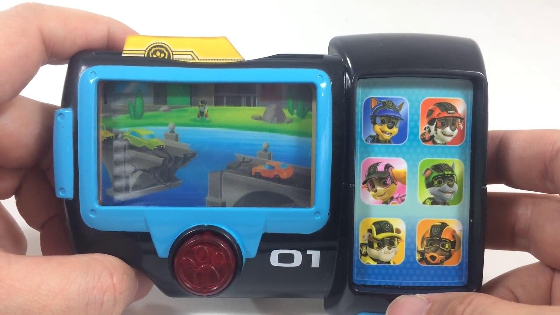 Paw Patrol Mission Pup pad game