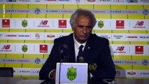 FC Nantes - Toulouse FC : la réaction des entraîneurs