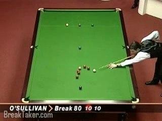 Billard Maximum Break