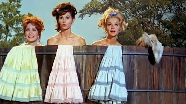 Petticoat Junction S3 E02 - The Baffling Raffle
