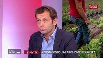 Laurent mariotte :  « Ça coûte plus cher d'acheter bio, mais ça ne coûte pas forcément plus cher de manger bio »