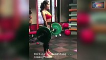 Katrina Kaif's hot video posted her Gym Workout Video on Instagram breaking Internet Watch Viral Video