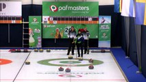 World Curling Tour, PAF Masters 2018, Team Yoshimura (JPN) vs Team Sundberg (SWE)