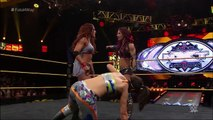 FULL MATCH Charlotte vs. Bayley vs. Banks vs. Lynch NXT Fatal 4 Way Match NXT TakeOver Rival
