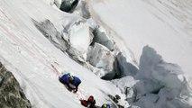 Les secours en montagne face aux coups de chaud