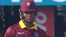 India VS West Indies 1st ODI: Kieran Powell slams 9th ODI half-century | वनइंडिया हिंदी