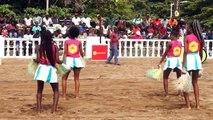 A equipa de São Tomé venceu recentemente o  torneio internacional de voleibol de praia, evento enquadrado no XI Jogos Desportivos da CPLP - São Tomé e Príncipe
