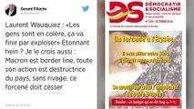 Laurent Wauquiez juge Emmanuel Macron «déconnecté» de la réalité des Français