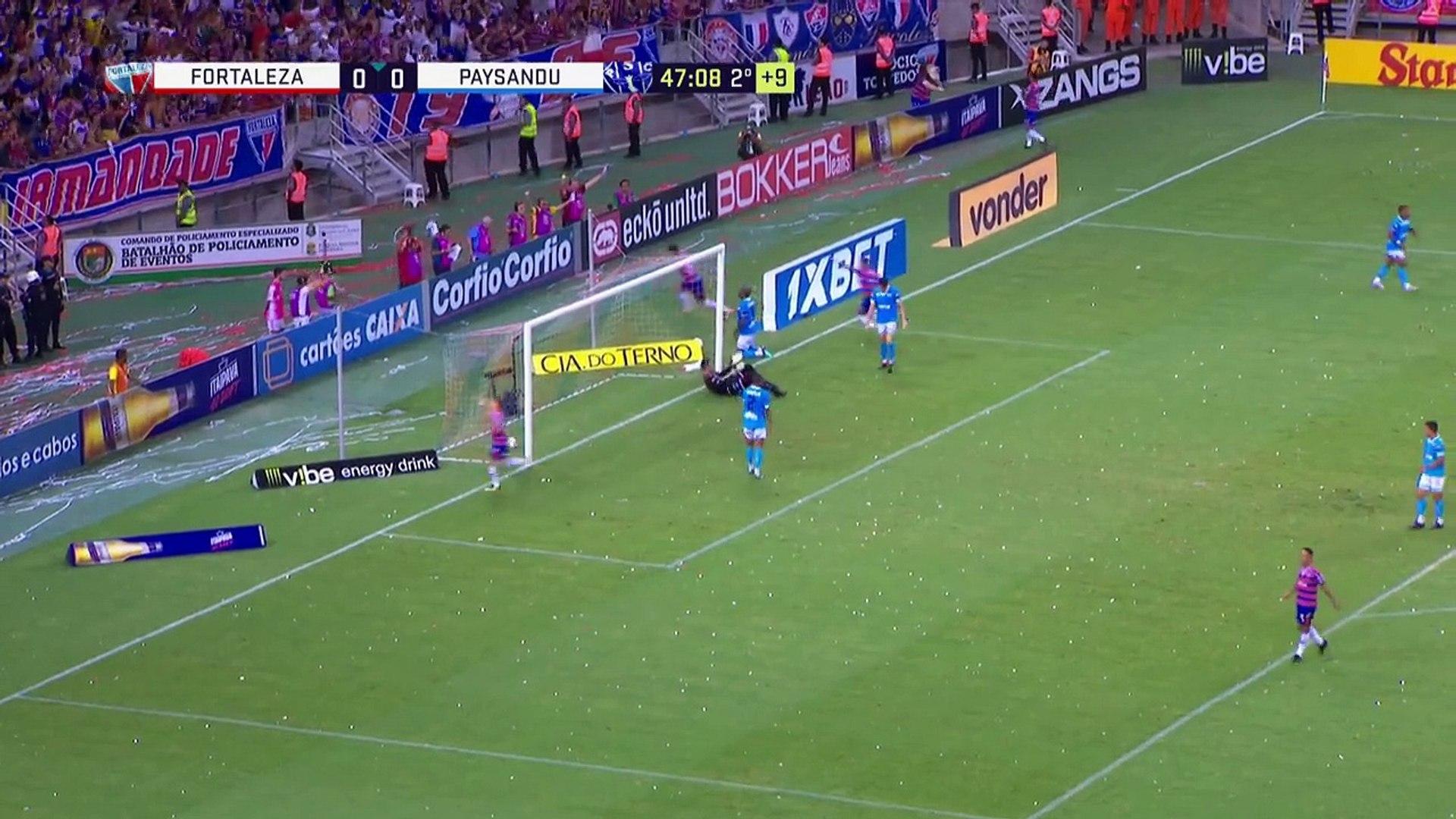 [GOL DE GUSTAVO] Fortaleza 1 x 0 Paysandu - Série B 2018
