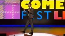 British Muslim or Muslim living in Britain - Stand Up Comedy Imran Yusuf