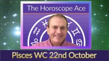 Pisces Weekly Horoscope from 22nd October - 29th October