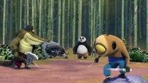 Kung Fu Panda Legends of Awesomeness S03E13 Kung Fu Club