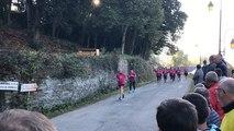 A Josselin, 1500 femmes ont couru et marché contre le cancer